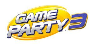 Game Party 3 – Logo