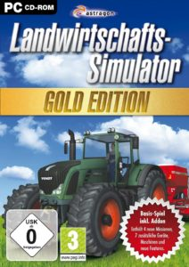 Landwirtschafts-Simulator 2009 Gold-Edition - Packshot