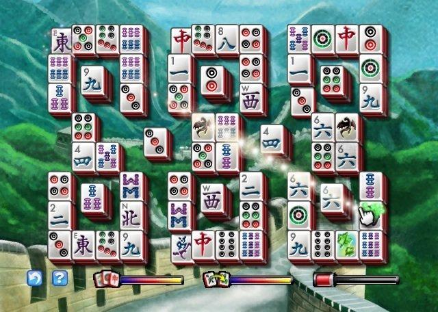 MahJongg Party – Wii-Screenshot
