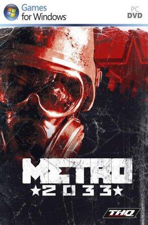 Metro 2033 – Packshot PC