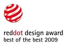 reddot design award – best of the best 2009