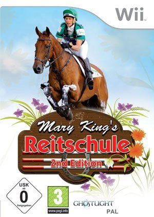 Mary King's Reitschule – 2nd Edition: Packshot Wii