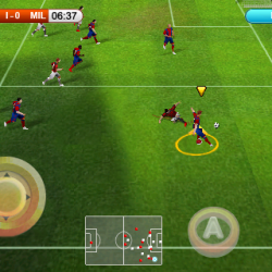 Real Football 2010: iPhone-Update bringt neue Grafikeffekte