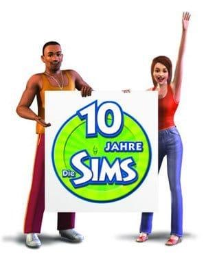 10. Geburtstag: Feiernde Sims