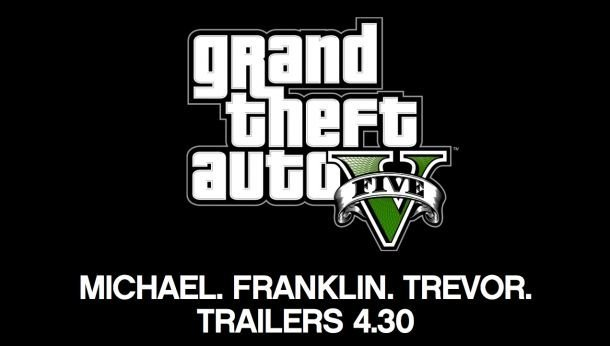 Grand Theft Auto 5 – Trailer-Ankündigung