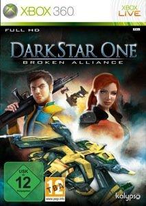 Darkstar One: Broken Alliance – Packshot Xbox 360
