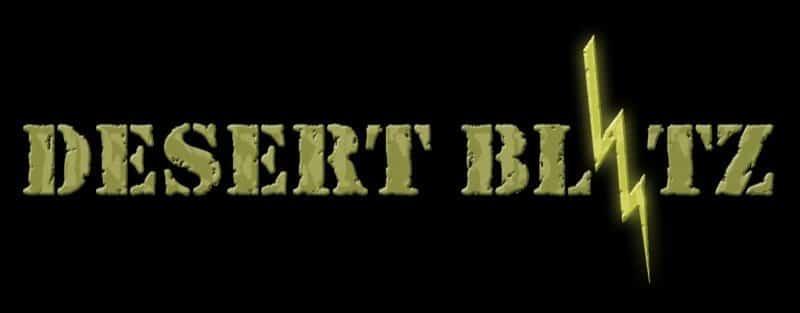 Desert Blitz - Logo