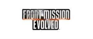 Front Mission Evolved – Logo