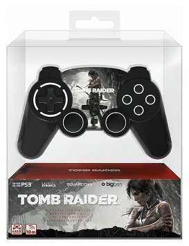 tomb raider gamepad