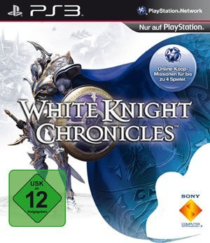 White Knight Chronicles – Packshot PS3