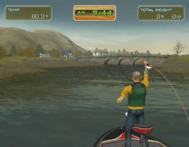 Big Catch Bass Fishing 2
