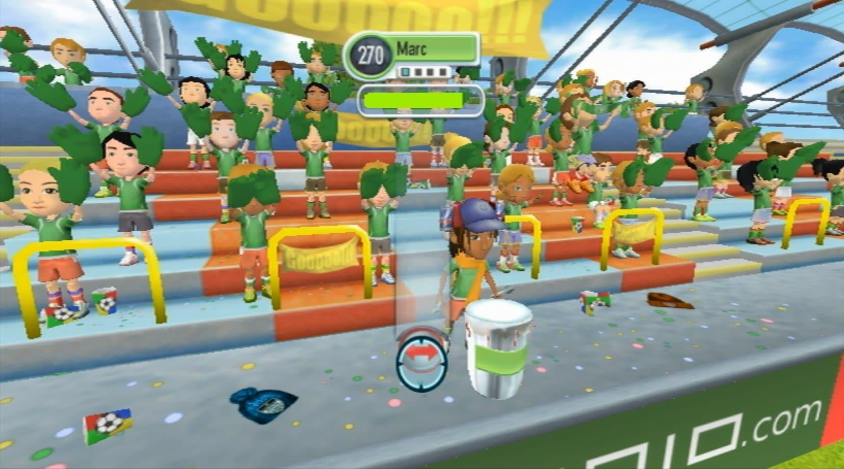 FuГџball Minispiele