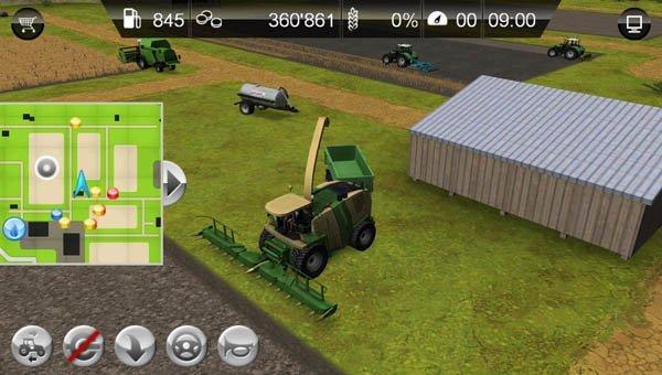 Farming Simulator Screenshot 2