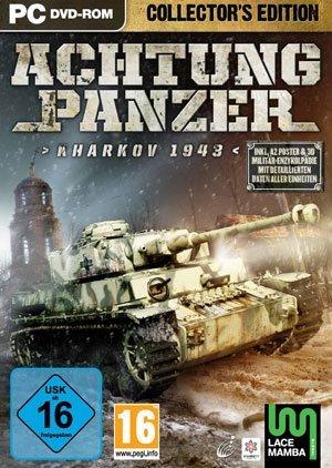 Achtung Panzer: Kharkov 1943 - Packshot