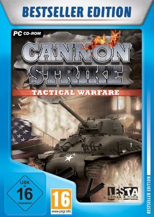 Cannon Strike: Tactical Warfare – Packshot