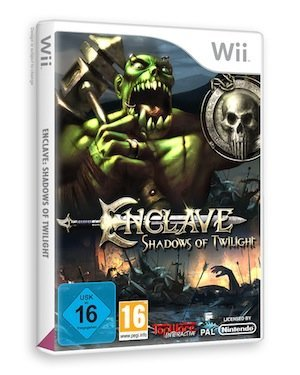 Enclave: Shadows of Twilight – Packshot Wii