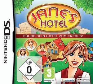 Jane's Hotel – Packshot NDS