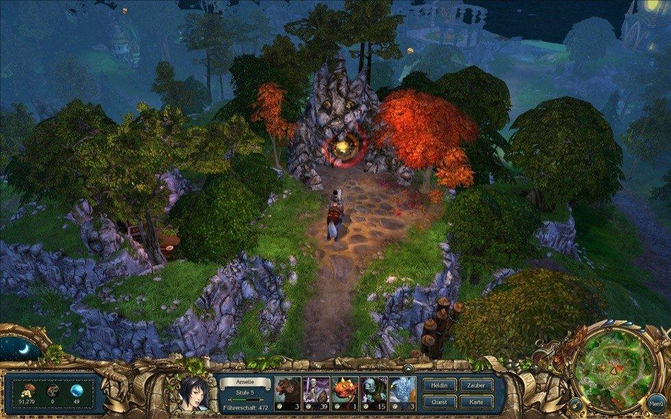 King's Bounty: Amored Princess - Screenshot
