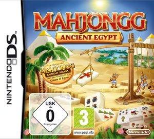 Mahjongg Ancient Egypt – Packshot NDS