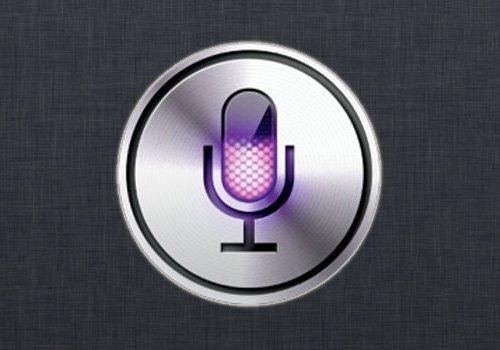 Siri Sprach-Assistent