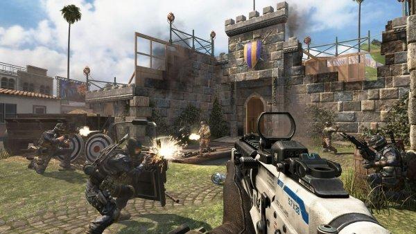 Call of Duty: Black Ops 2 - Screenshots aus dem Uprising-DLC