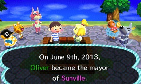Animal Crossing New Leaf Screenshot 1