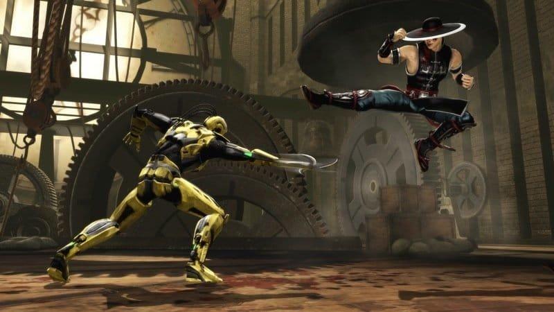 Mortal Kombat - Screenshot
