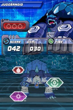 Bakugan Battle Trainer – Screenshot