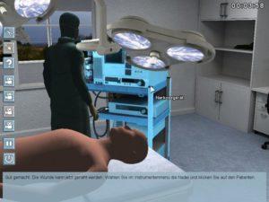 Chirurgie-Simulator 2011 - Screenshot