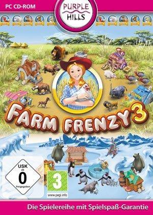 Farm Frenzy 3 – Packshot PC