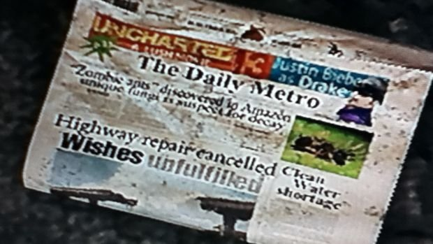 Uncharted-Kinofilm mit Justin Bieber als Nathan Drake, Spoiler aus The Last of Us
