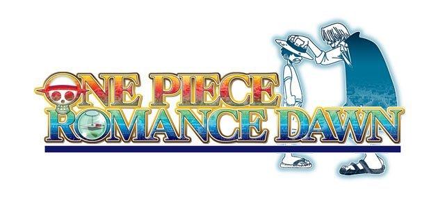 One Piece Romance Dawn 3DS Logo