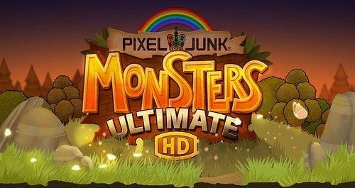 PixelJunk Monsters Ultimate HD Logo