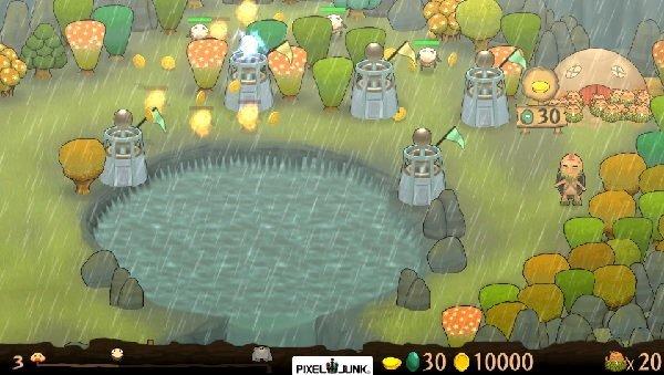PixelJunk Monsters Ultimate HD Screenshot 1