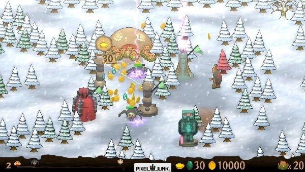 PixelJunk Monsters Ultimate HD Screenshot 2