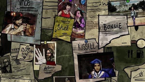 The Walking Dead 400 Days Screenshot 1