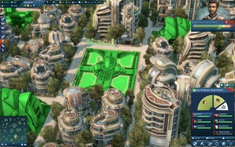 Anno 2070 - Screenshot