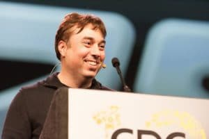 Chris Roberts auf der GDC 2012, Foto: GDC [CC-BY-2.0 (http://creativecommons.org/licenses/by/2.0)]