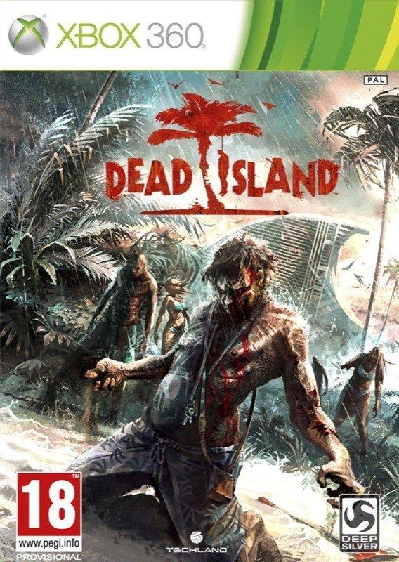 Dead Island - Cover Xbox 360