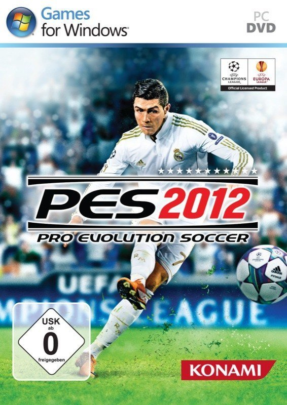 PES 2012 - Cover PC