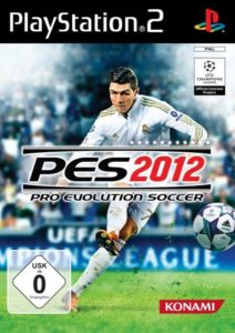 PES 2012 - Cover PS2