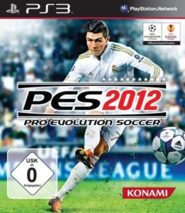 PES 2012 - Cover PS3