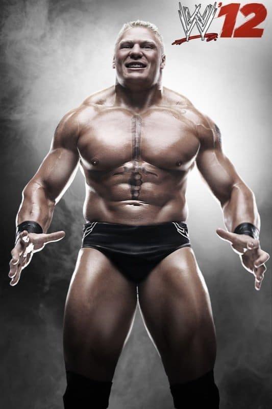 WWE 12 - Brock Lesnar
