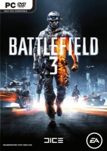 Battlefield 3 - Cover PC