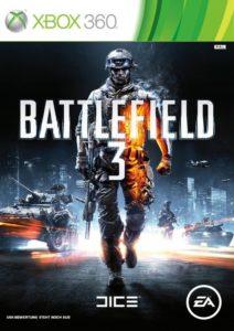 Battlefield 3 - Cover Xbox 360