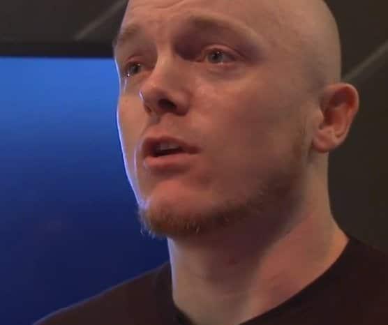 Brian Hayes auf der GamesCom 2013