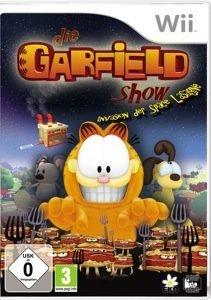 Die Garfield Show – Packshot Wii