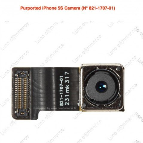 Kamera des iPhone 5S mit Dual-LED-Blitz?