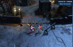 Infinite Crisis - Alpha-Screenshot