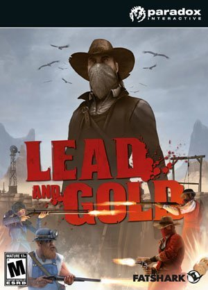 Lead and Gold – Packshot